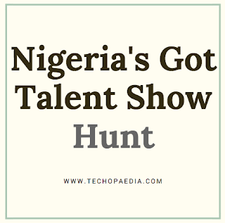Nigeria's Got Talent Audition Registration Form 2017