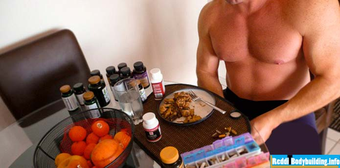 Muscle Gain Supplements for Bodybuilders