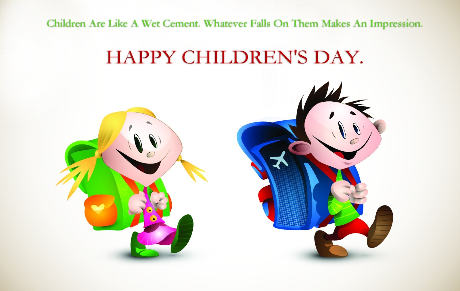 Happy Childrens Day Quotes Wishes Sms Whatsapp Facebook