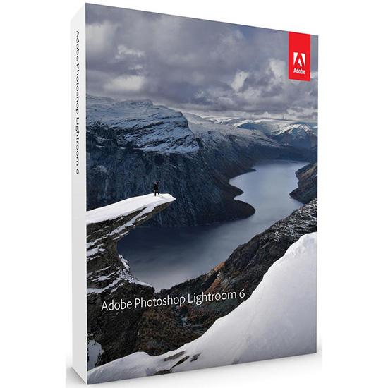 Adobe Photoshop Lightroom CC 2015.6.1 (6.6.1)