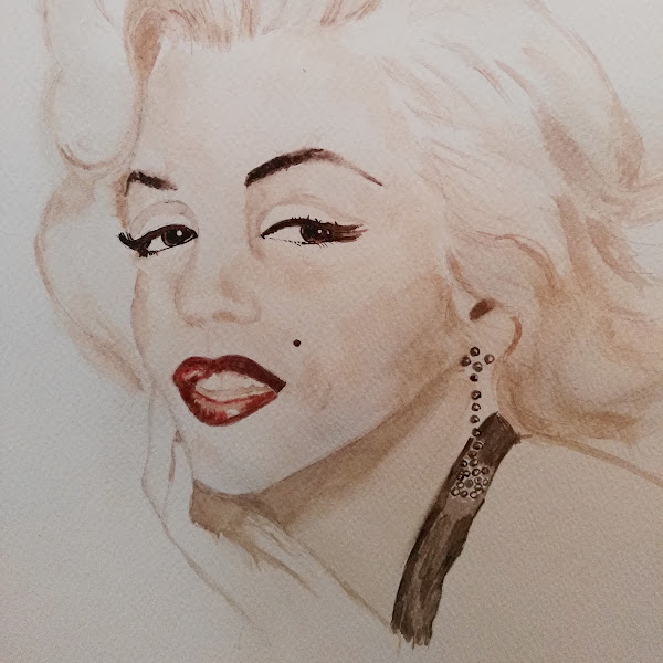 The Essence of Marilyn Monroe - work in progress