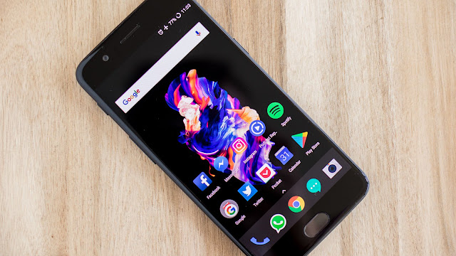 OnePlus 5 Official Glide with 8GB RAM, How Much Does it Cost?