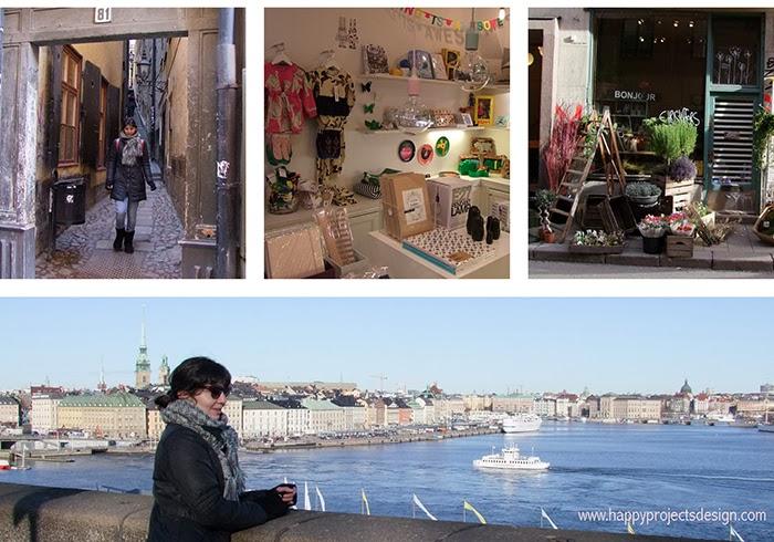 Escapada a Estocolmo