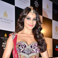 Bipasha Basu at Aamby Valley India Bridal Fashion Week