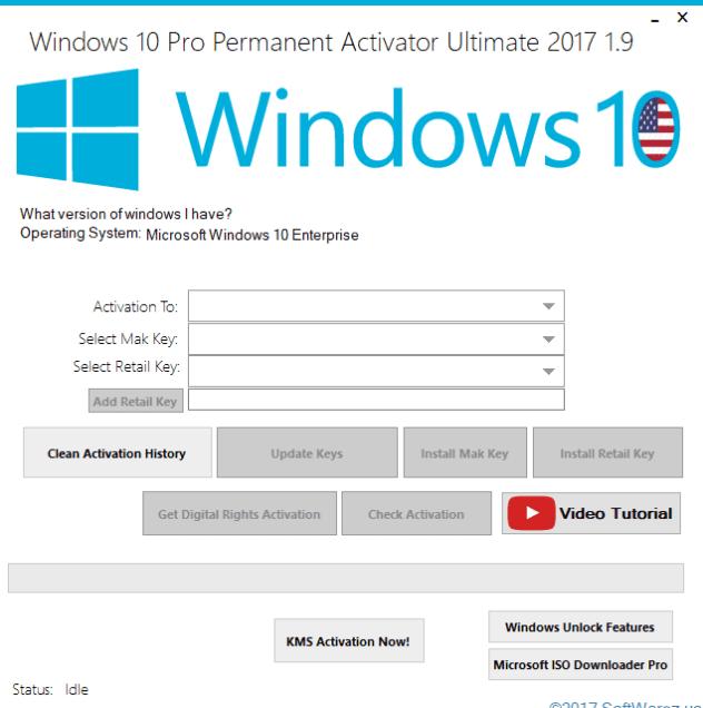windows 10 pro activator zip