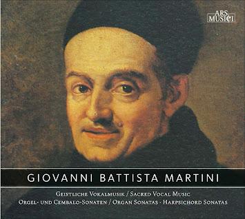 Martini: Sacred Vocal Music