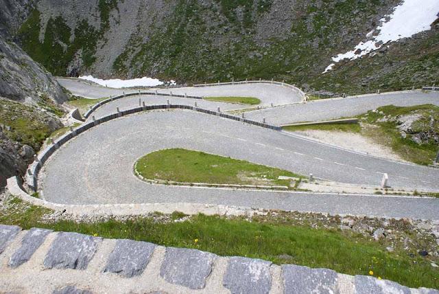 Passo de São Gotardo - Suiça