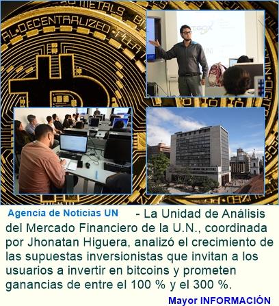 Monedas virtuales se estarían utilizando para crear pirámides en Colombia