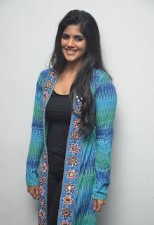 Megha Akash New Photos At The Lie Movie Launch
