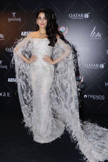 Vogue Beauty Awards 2018: Janhvi Kapoor, Nora Fatehi, Yami Gautam pics