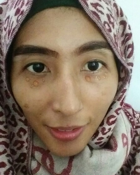 cara guna eye gel,gel bagi masalah mata panda,eyebag gel