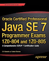 best book for Java SE 7 Certification