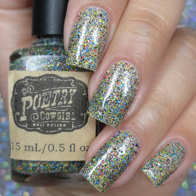 Poetry Cowgirl Nail Polish - It's All Sugar