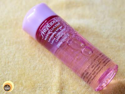 Shiseido White Lucent Luminizing Infuser , NBAM Blog