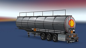 Chemical Cistern Trailer Pack