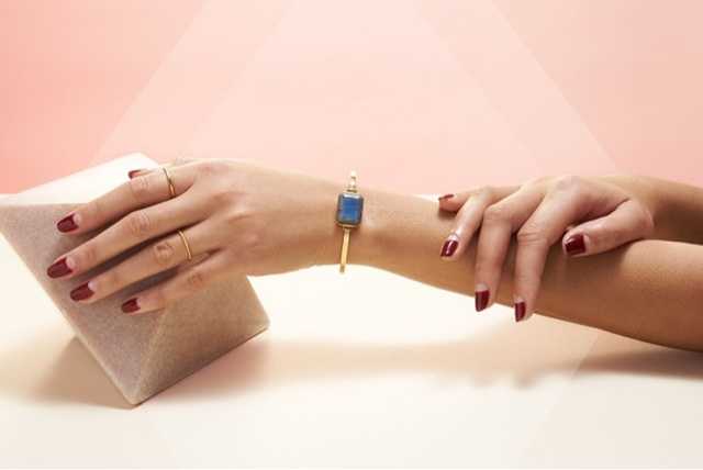 Aries by Ringly Smart Bracelet Fitness Tracker