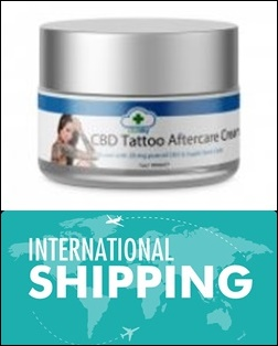 CBD Tattoo cream