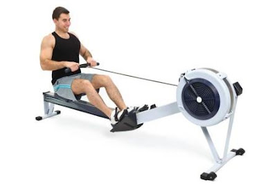 2 Rowing Step Test
