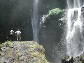 All About Bali Lemukih waterfall