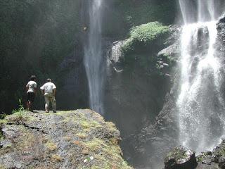 All About Bali Lemukih waterfall