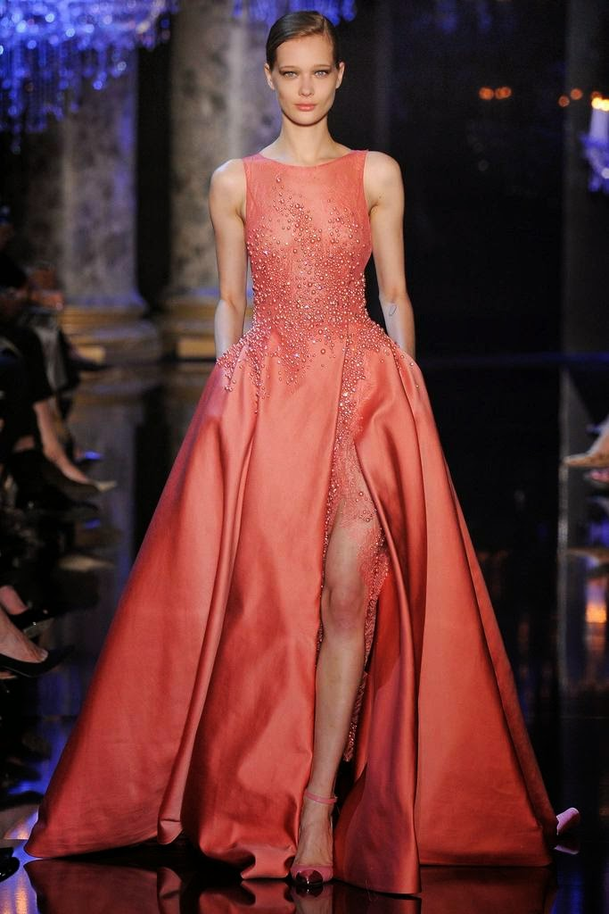 Runway report paris haute couture fashion week elie for O couture fashion
