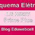 Esquema Elétrico LG H522 Prime Plus