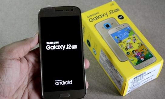 Spesifikasi Samsung Galaxy J2 Pro