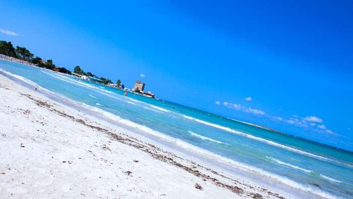 Spiaggi di Sant Isidoro