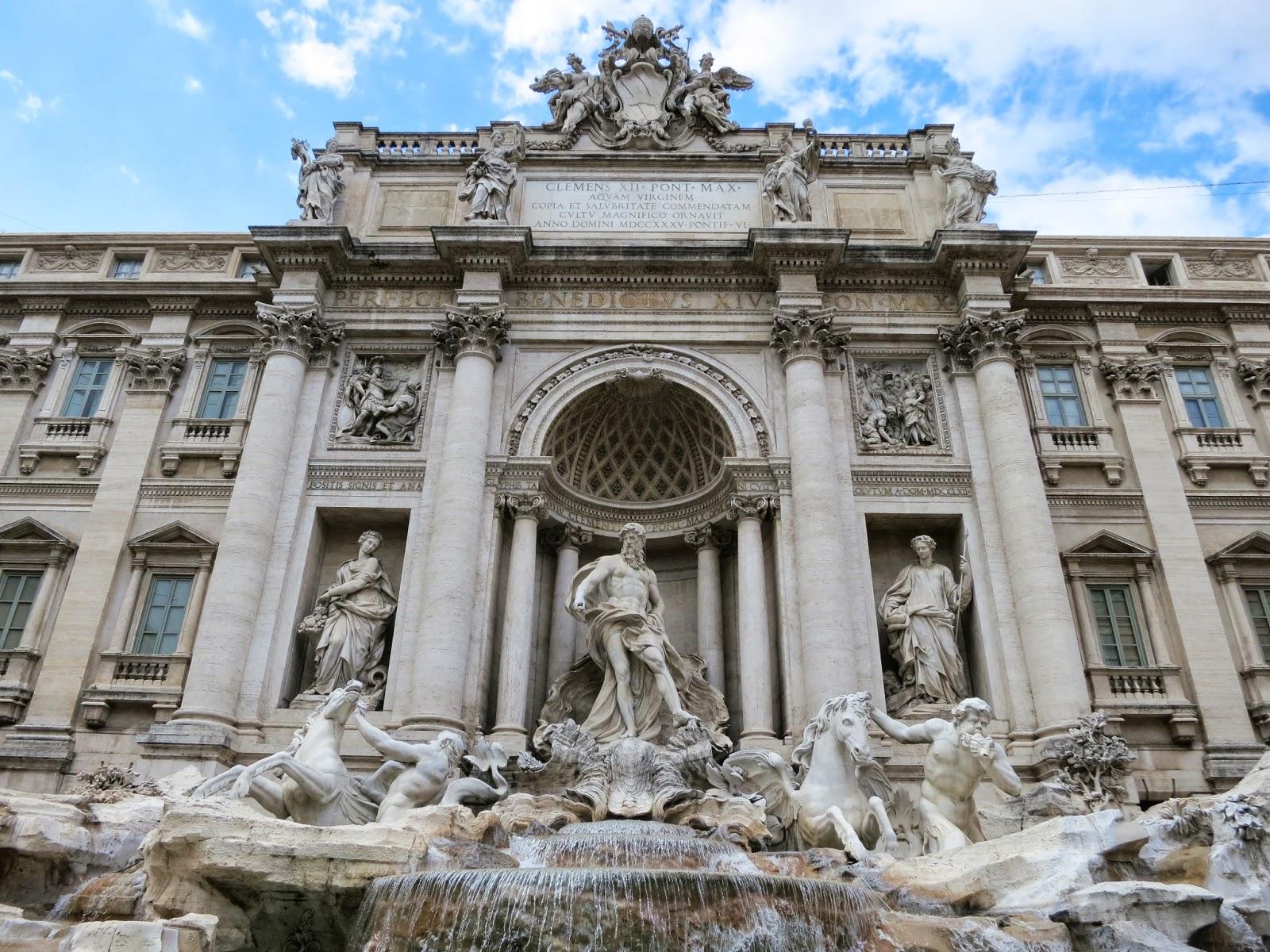 Leonardo旅遊小記: 義大利(2013/04/23)二 羅馬經典行 萬神殿(Pantheon)