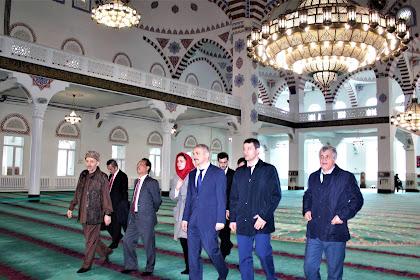 Pusat Studi Nusantara di Dagestan Bukti Islam Indonesia Makin Mendunia