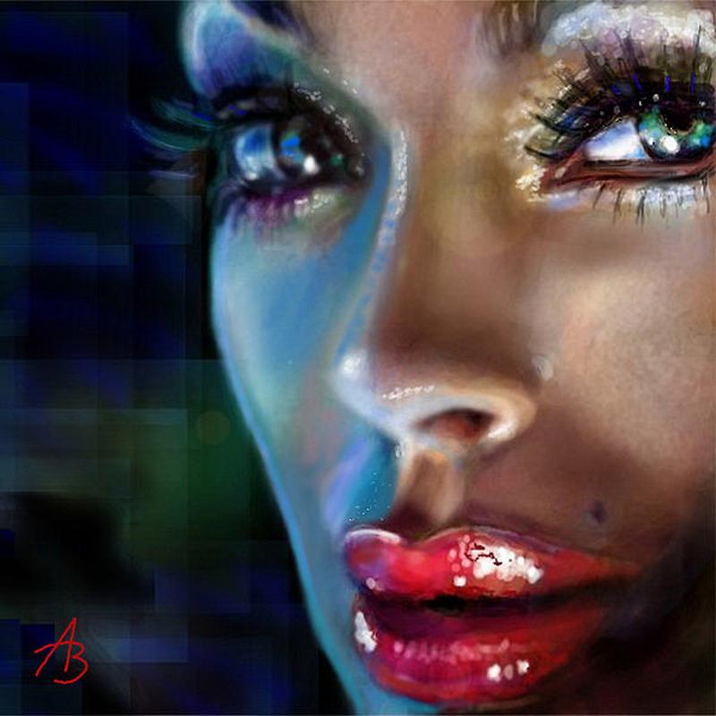 ===La mujer, un bello rostro...=== Modernos-mucho-color-retratos-chicas_01