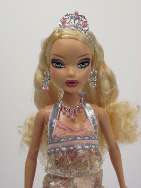 A Quick Review Of Fab Faces Kennedy From My Scene Barbie