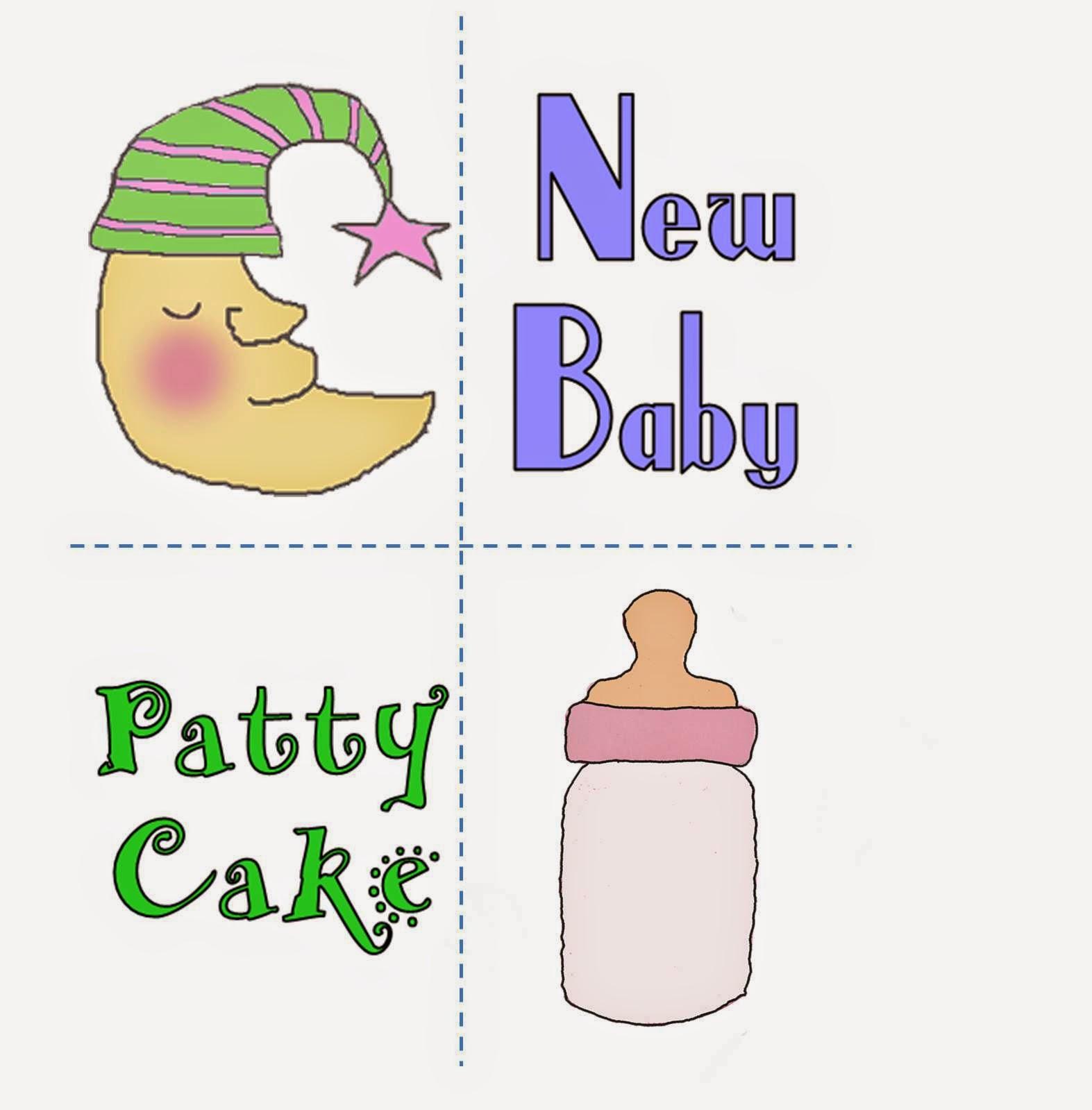 Bingo para Baby Shower para Imprimir Gratis.