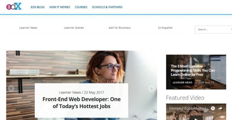 Blog edx