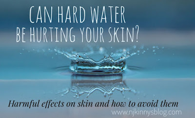 Can hard water be hurting your skin? Harmful effects on skin and how to avoid them.