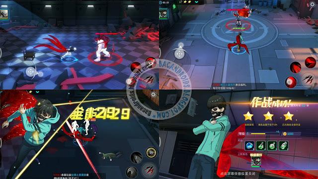 tokyo ghoul war age Apk terbaru Android