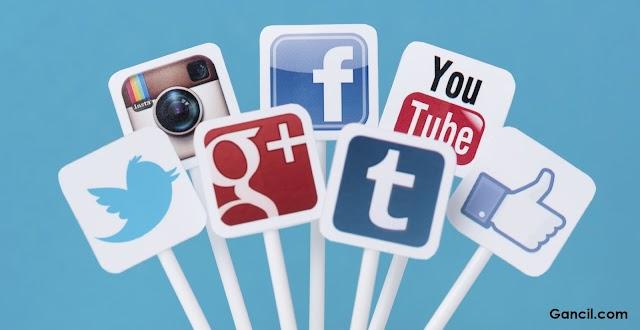 5 Daftar Sosial Media Yang Populer di Indonesia