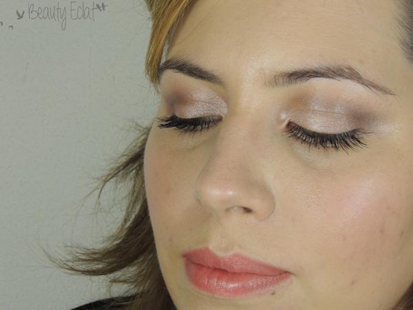 tutoriel maquillage printemps frais lumineux