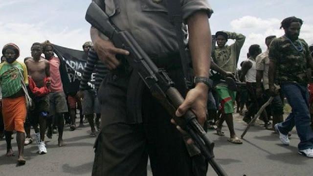 Ini Kronologi 31 Pekerja Proyek di Papua Dibantai KKB