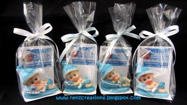 Renz Creations Invitations And Giveaways Zedrick Miguel
