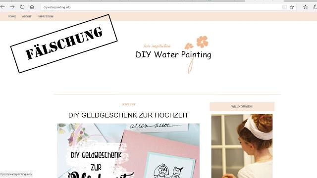 Mein Blog wurde kopiert