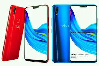 The global launch appointment of Vivo novel telephone is non revealed yesteryear the fellowship Vivo Z1 2018 telephone launched amongst the cost $281