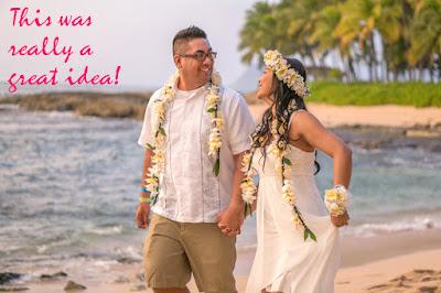 Renewing Vows in Hawaii
