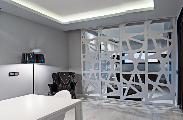 Resan Modular - Modelo loft - Interior