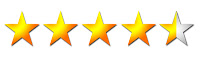 Resultado de imagen de valoracion 4 estrellas