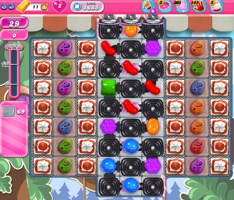 Candy Crush Saga 1685