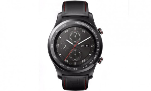 huawei watch 2 porsche design