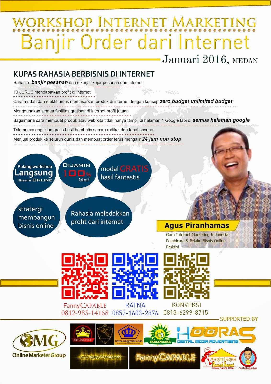 Workshop Internet Marketing 2016