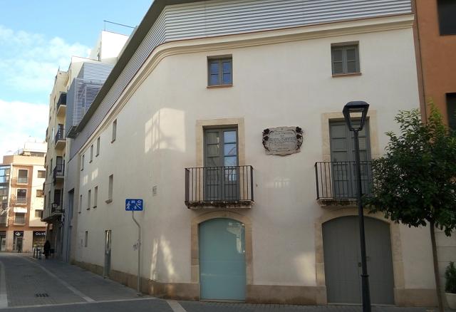 Casa pairal del mestre