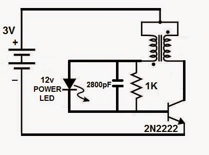 1081 as well  additionally Watch moreover Simple Led Torch Using Single Aa 1 5v Battery additionally Index. on joule thief aa battery led circuit